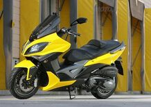 Kymco Xciting 400i ABS (2012 - 17)