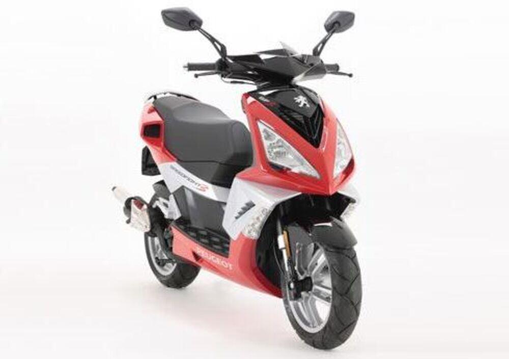 Peugeot Speedfight 3 125 (2014 - 17) (4)
