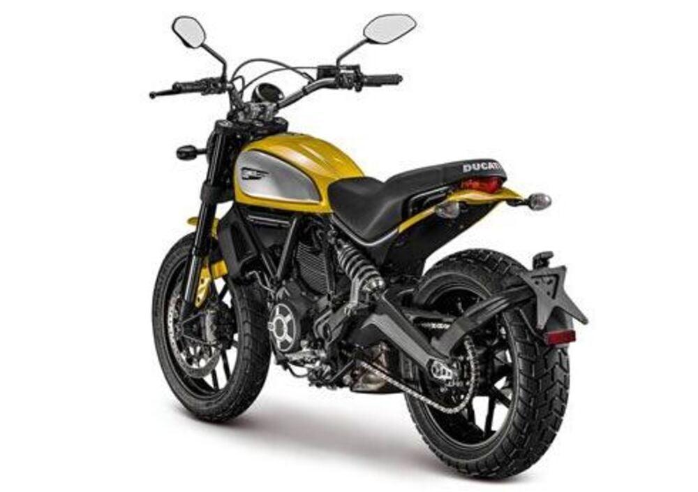 Ducati Scrambler Icon (2015 - 16) (5)