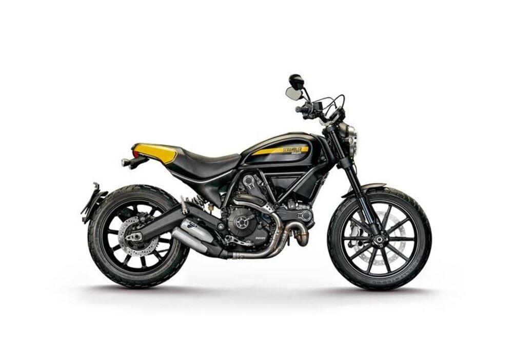Ducati Scrambler Full Throttle (2015 - 16)