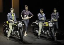 Ducati Scrambler 2015, video EICMA