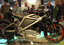 Harley-Davidson Project LiveWire, video EICMA