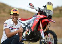 "Laia Sanz: ""Ho una gran moto, sono pronta per la Dakar"""