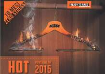 KTM PowerWear e PowerParts: promozione 10 mesi, zero stress