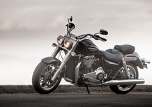 Triumph Thunderbird Commander ABS (2014 - 17)