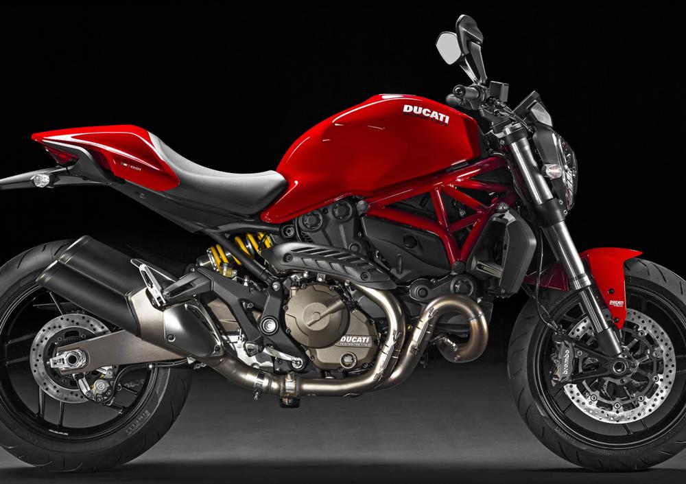 Ducati Monster 821 ABS (2014 - 17) (2)