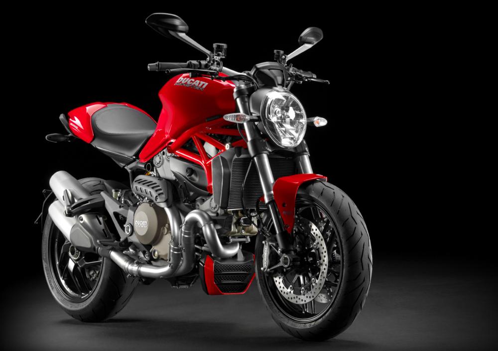 Ducati Monster 1200 (2014 - 16)
