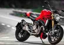 Ducati Monster 1200 S (2014 - 16)