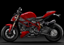 Ducati Streetfighter 848 (2011 - 15)