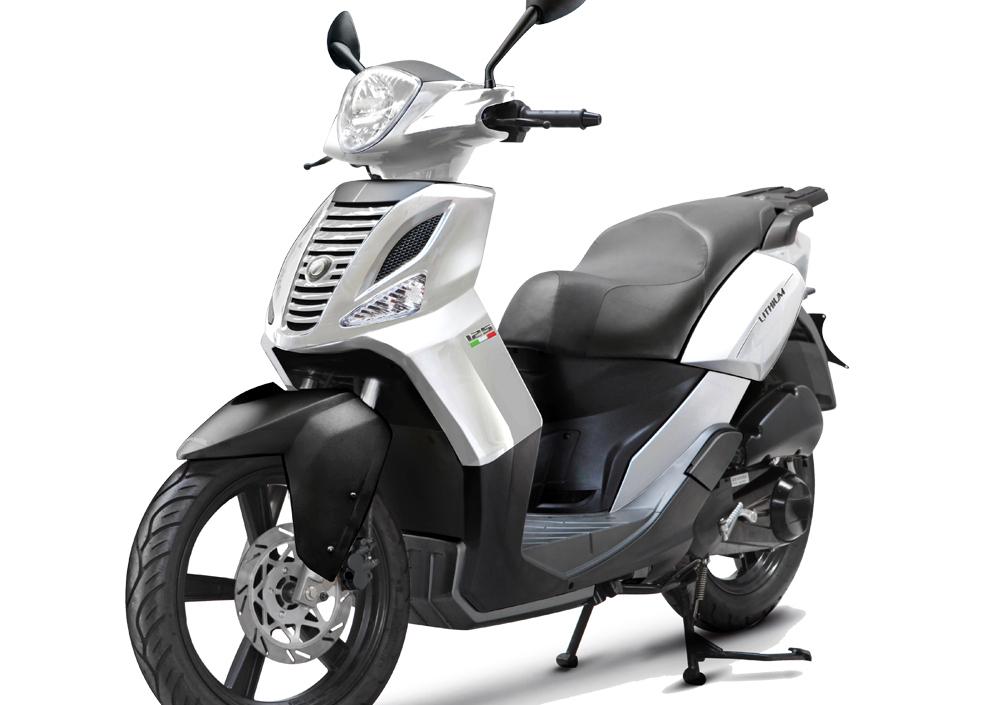 Innocenti Moto Lithium 125 (2014-2017) (2)