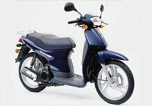 Honda SH  50 New (1999 - 01)