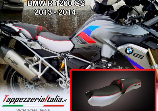 Tappezzeria Italia: rivestimenti per selle moto