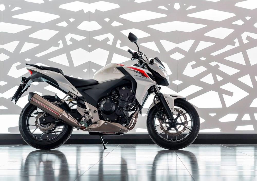 Honda CB 500 F ABS (2012 - 15) (4)