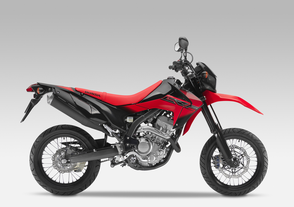 honda crf 250 m 2013 17 prezzo e scheda tecnica. Black Bedroom Furniture Sets. Home Design Ideas