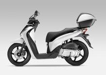 Honda SH 300 i ABS (2013 - 14)
