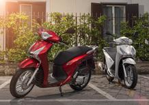 Honda SH 125 i ABS (2013 - 17)