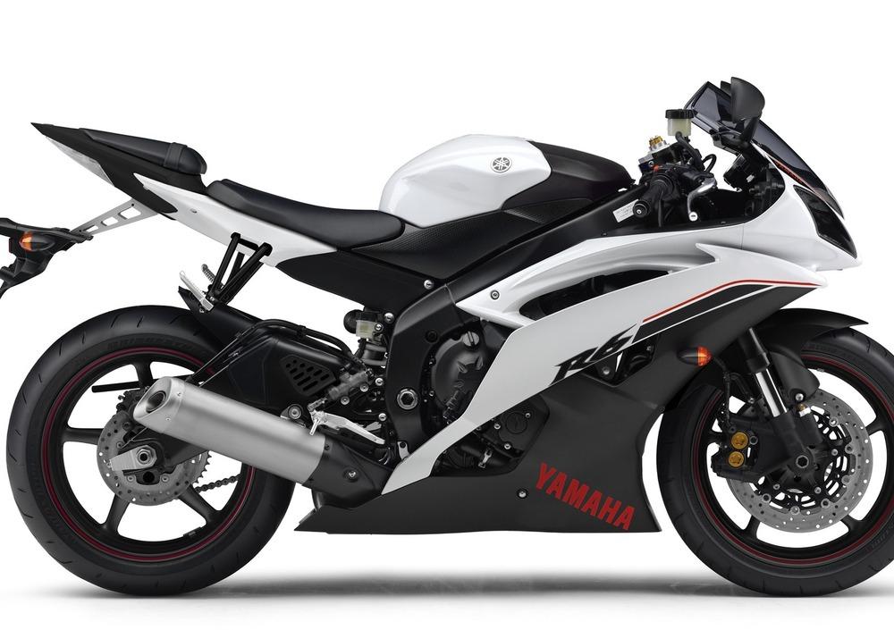 Yamaha YZF R6 (2010 - 16) (3)