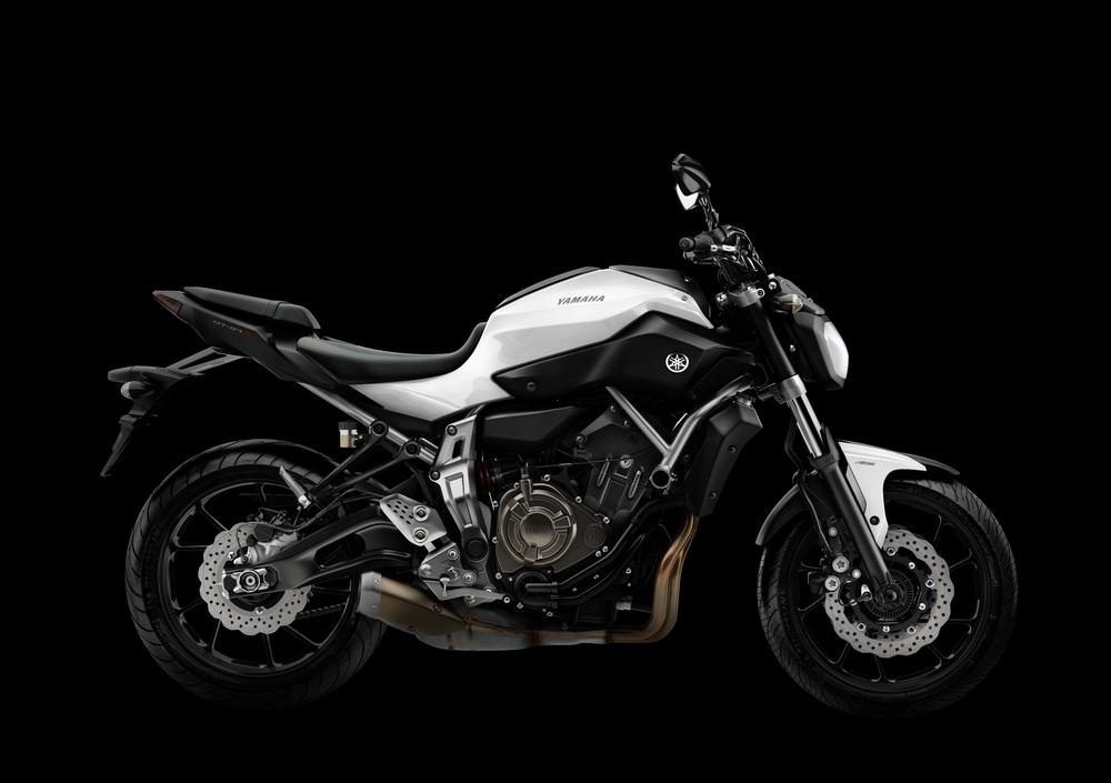 Yamaha MT-07 (2014 - 16) (3)