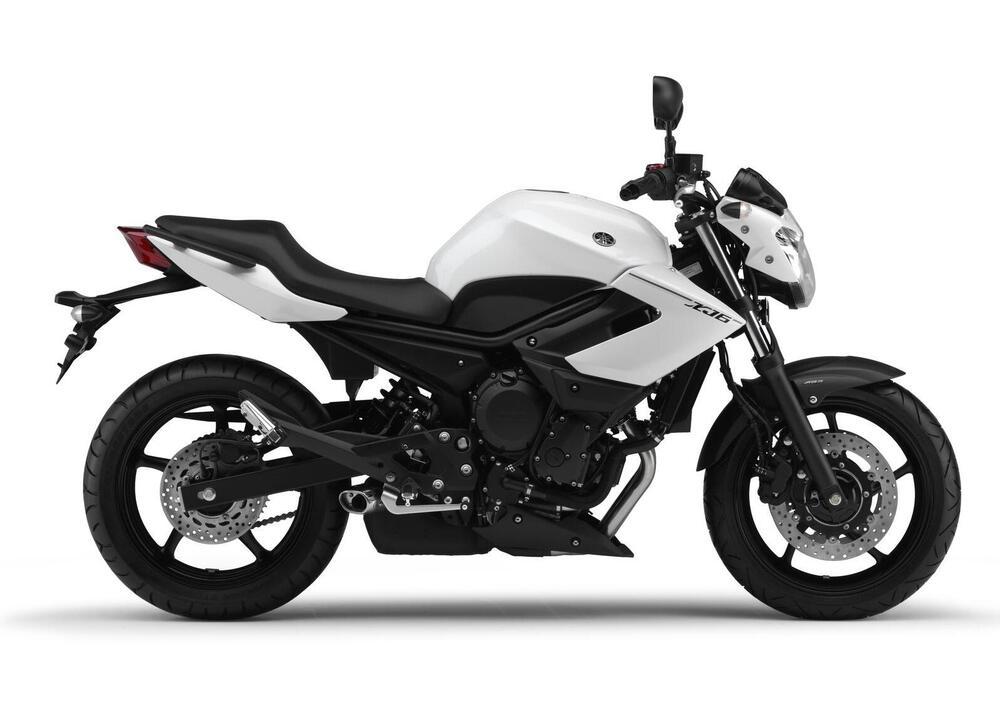 Yamaha XJ6 (2008 - 15) (5)