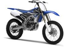 Yamaha YZ 450 F (2015)