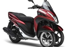 Yamaha Tricity 125 (2014 - 17)