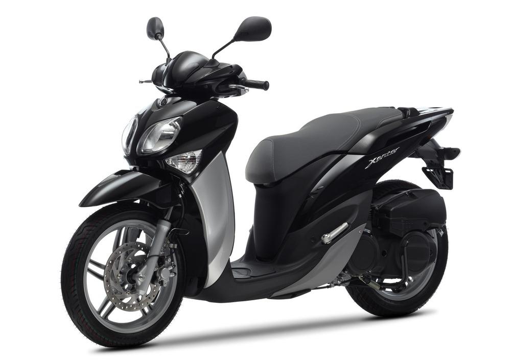 Yamaha Xenter 125 (2015 - 17)