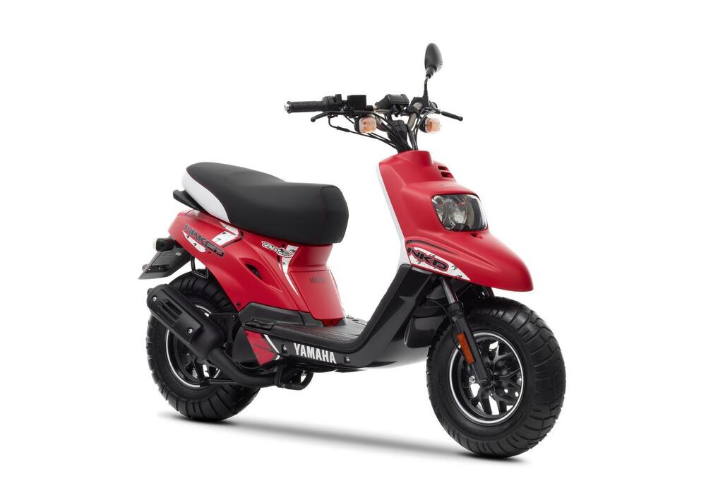 Yamaha BWs Naked Photos, Informations, Articles - Bikes