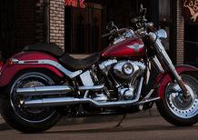 Harley-Davidson Fat Boy (2008 - 17)