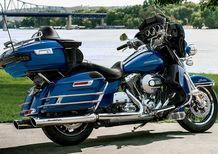 Harley-Davidson Electra Glide Ultra Limited Low (2014 - 16)