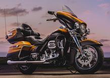 Harley-Davidson CVO Ultra Limited (2014 - 16)
