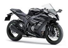 Kawasaki Ninja 1000 ZX-10R ABS (2011 - 15)