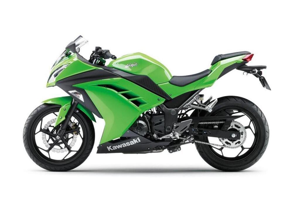 Kawasaki Ninja 300 (2012 - 14) (3)
