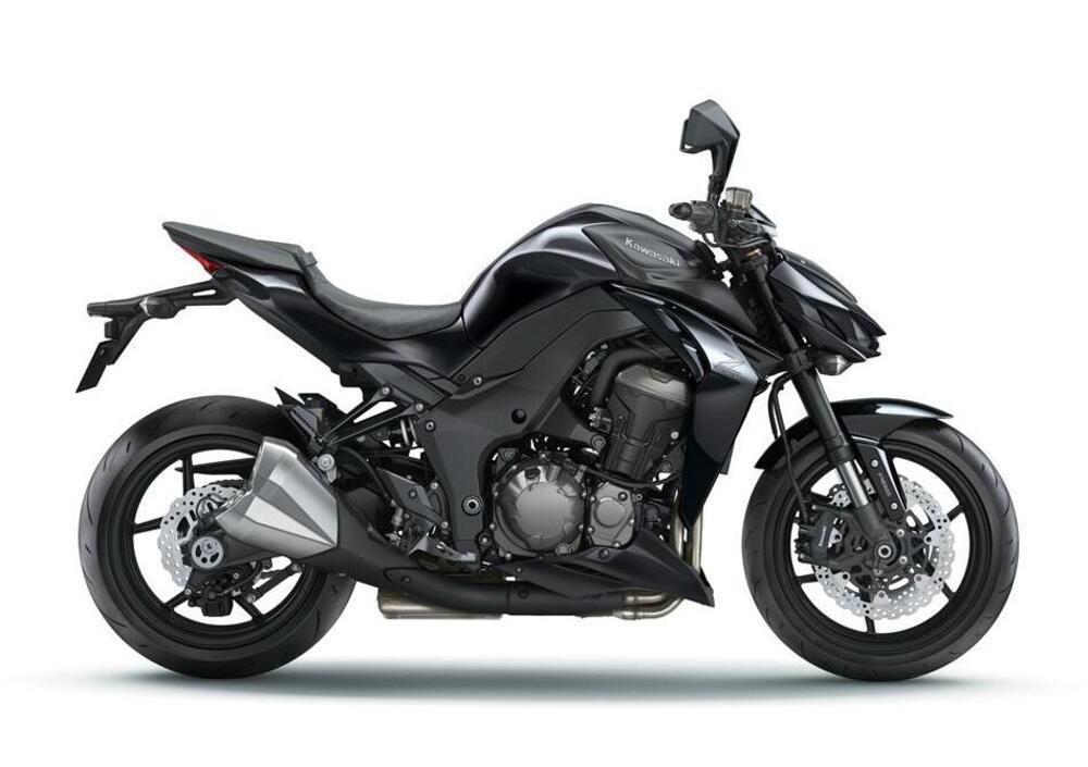 Kawasaki Z 1000 ABS (2014 - 16) (5)
