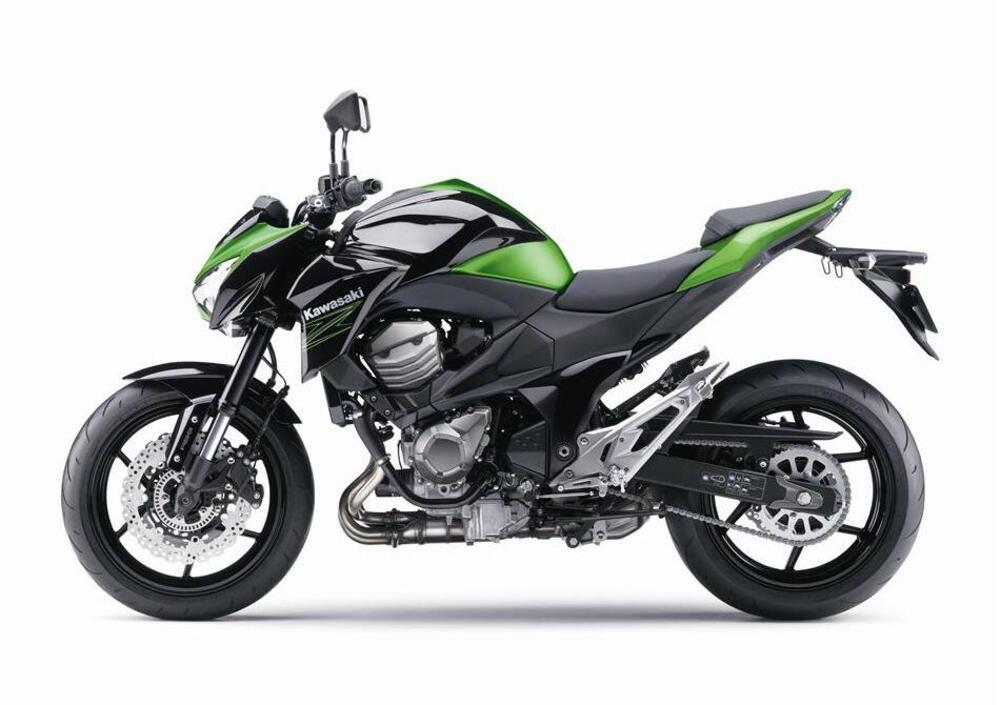 Kawasaki Z 800 e ABS (2012 - 16) (4)