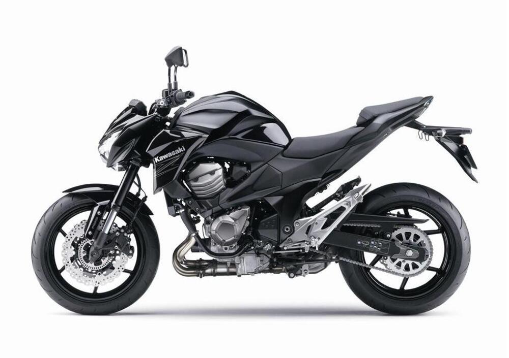 Kawasaki Z 800 e ABS (2012 - 16) (3)