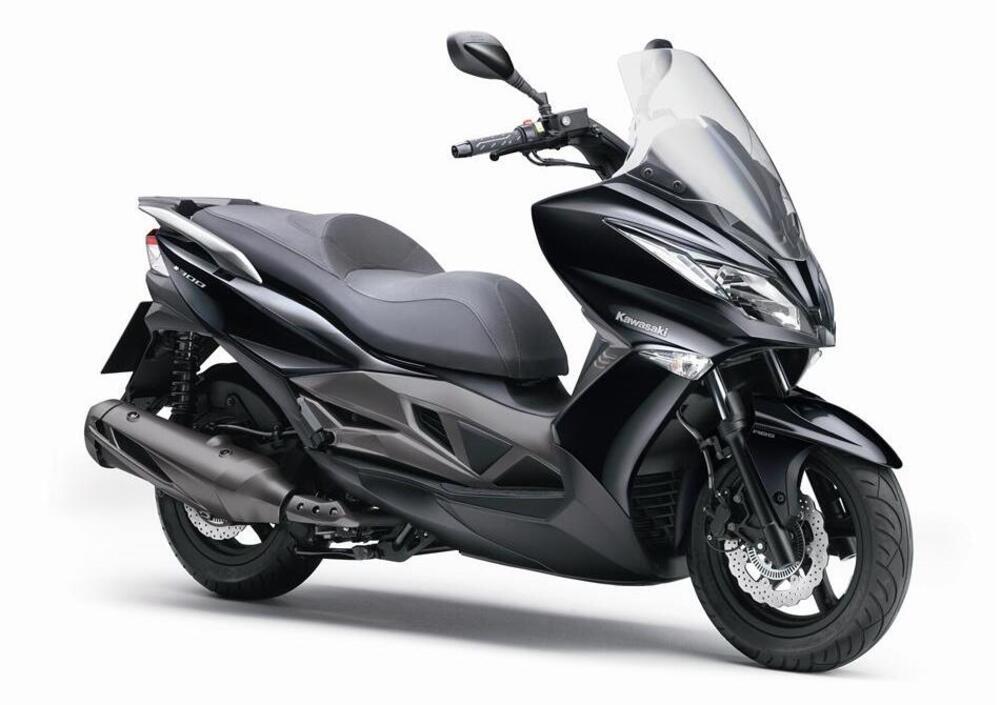 Kawasaki J 300 ABS (2014 - 16) (3)