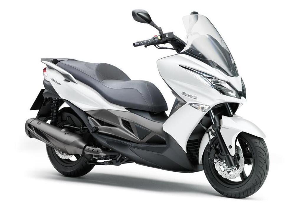 Kawasaki J 300 ABS (2014 - 16)