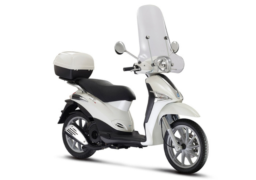 piaggio liberty 125 3v full optional 2013 15 prezzo e scheda tecnica. Black Bedroom Furniture Sets. Home Design Ideas