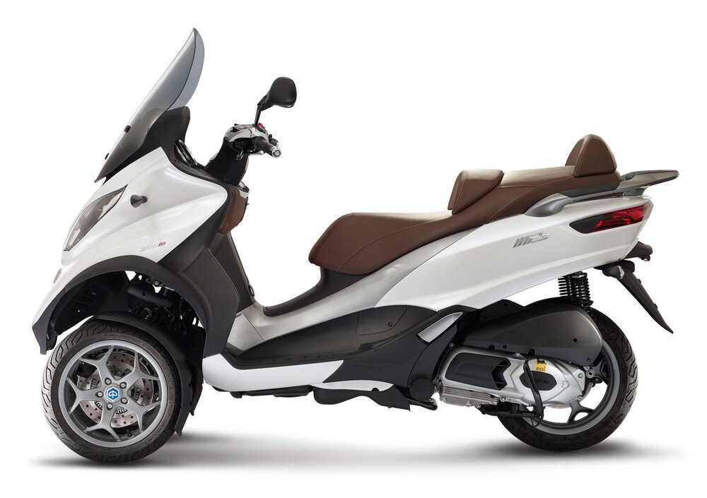 Piaggio Mp3 300 ie Business LT ABS (2014 - 16) (3)