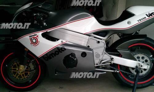 La Bimota YB9SR in vendita su Moto.it