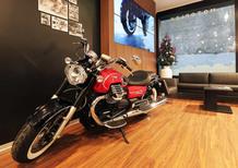 Piaggio Motoplex City Lounge aperto a Milano
