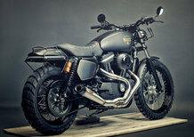 Renard Harley-Davidson XL 1200 Scrambler