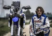 Yamaha e Rebel con Catanese alla Dakar
