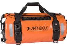 Amphibious: Atom e Voyager arancio hi-visibility