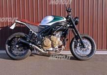 Le Strane di Moto.it: Triumph Daytona 955i Naked
