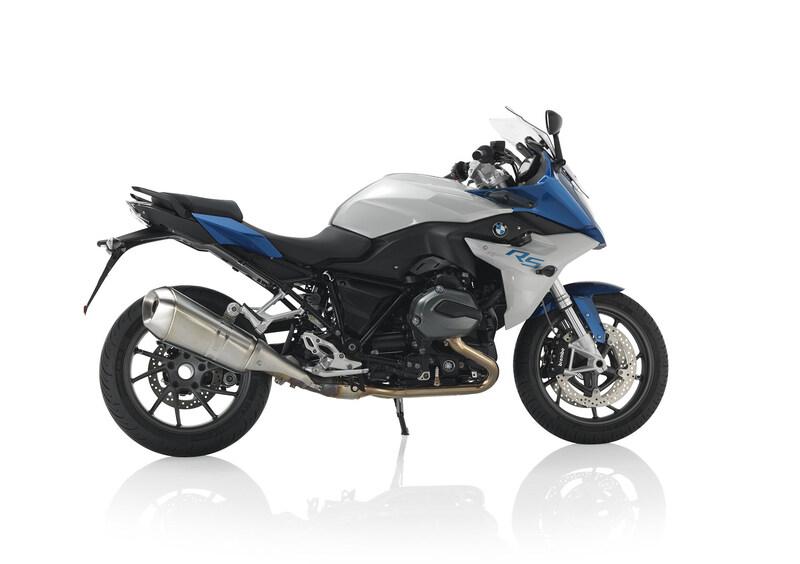 Bmw R 1200 Rs 2015 16 Prezzo E Scheda Tecnica Moto It