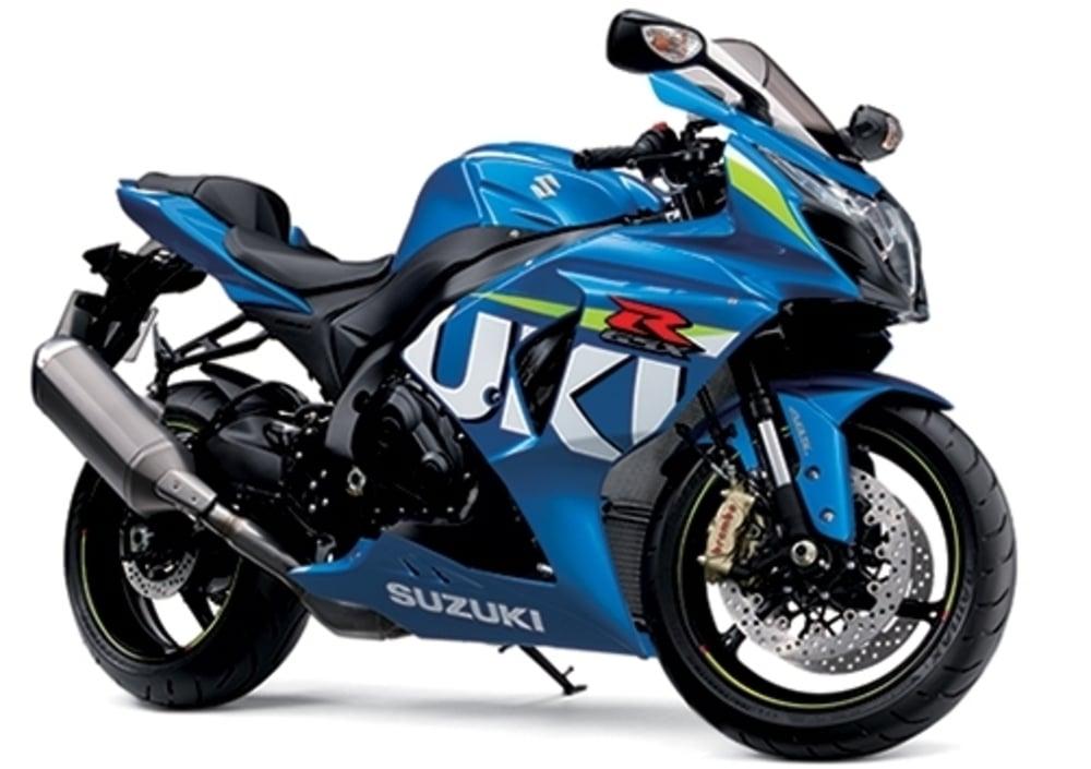 Suzuki GSX R 1000 ABS (2015 - 16) (2)