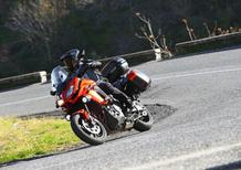 Kawasaki Versys 650 e 1000 2015: il video della nostra prova