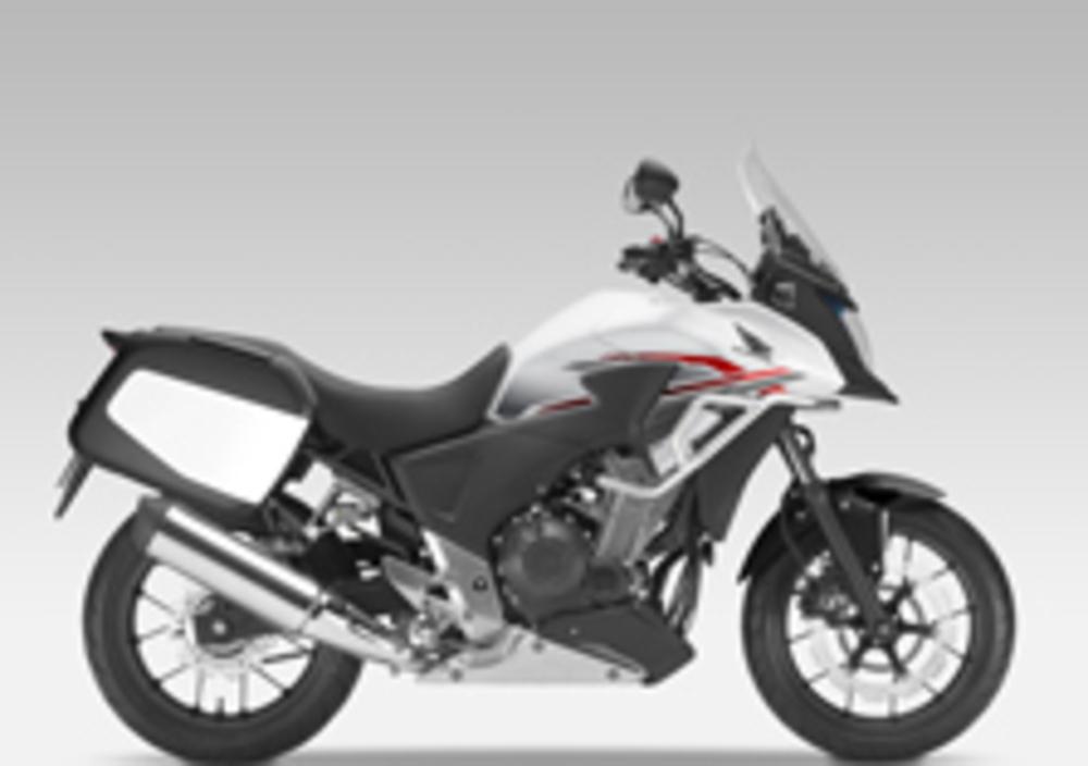 Honda CB 500 X ABS Travel Edition (2015 - 16) (3)