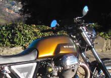 """Moto Guzzi 850T3 """"La poderosa"""""""